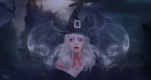 The witch demon