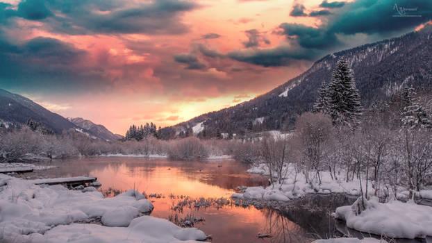 Winter landscape 2020