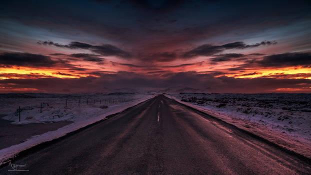 Road way beauty 2