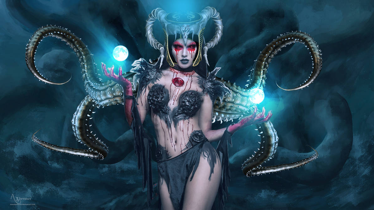 The Tentacle woman