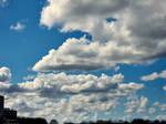 clouds scape