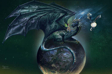 Dragon Planets also in my Youtubecanal