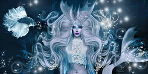 Queen Mermaid also on my Youtube Canal  link below