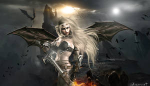 Dark Angel Also on my Youtube Canal Live!!