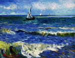 Vincent van Gogh live Youtube Canal