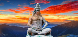 Lord Shiva live at my youtube channel