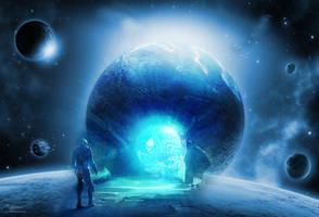 Portal to home