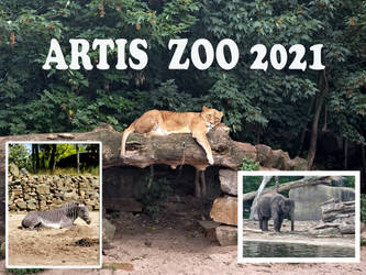 ARtis Zoo Alive at my Youtube Channel