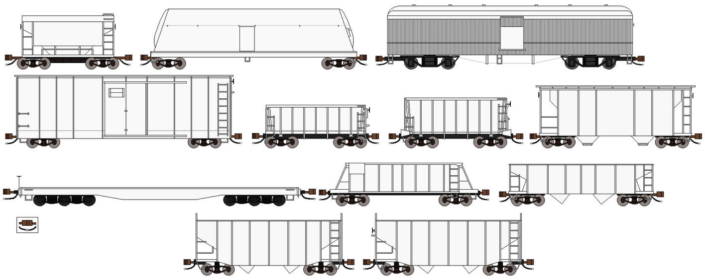 Classic US freight cars Extension Pack by RyanBrony765 on DeviantArt
