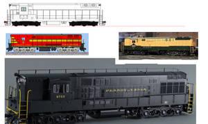 FM Trainmaster WIP