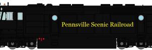 Pennsville Scenic F45
