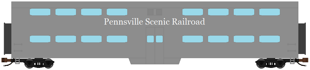 Pennsville Scenic SP gallery car by RyanBrony765