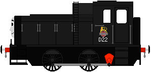 Sampson the BR Class 01