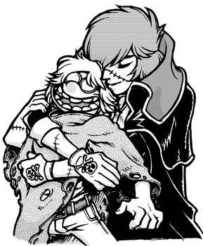 Herlock and Tochiro
