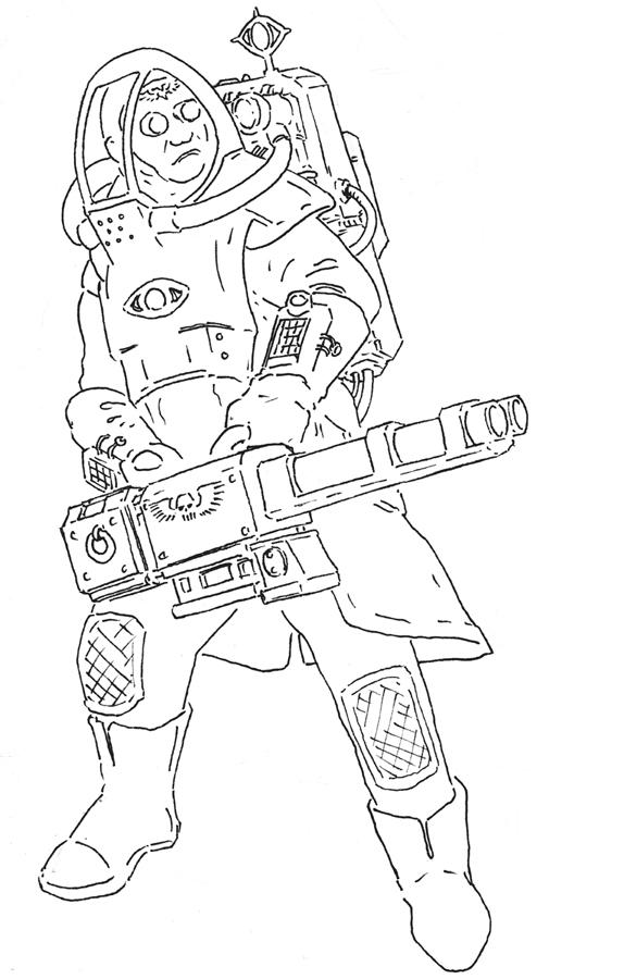 Astropath Adrik by Drhoz