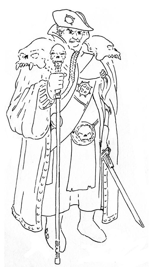 Lord-Captain Leman van Baroque by Drhoz