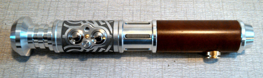 Custom Lightsaber 2 By Darksun75 ...
