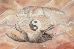 Jing-Jang-Mythologie by Drachenseele