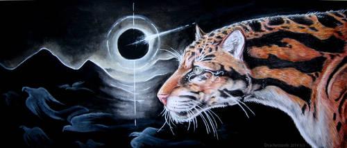 Solar Eclipse by Drachenseele