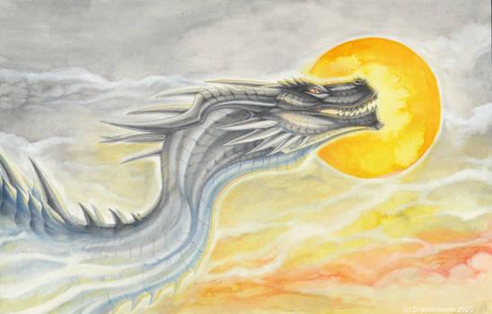 Dragon and Sun