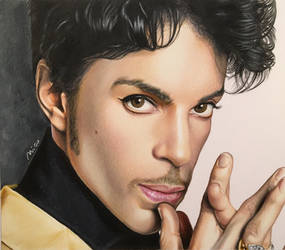 Prince... In memory  by nikedema