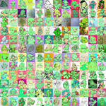 Mint Collage