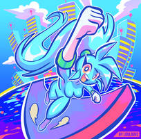 Colorful Spaicy