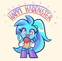 Happy Hadenster