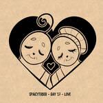 #spaicytober day 18 - Love