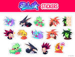 Spaicy Stickers - Telegram