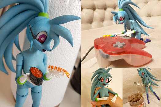 Spaicy Articulated Figure