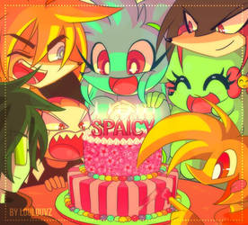 Spaicy Birthday!