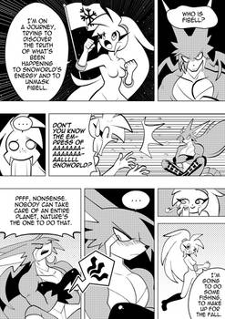 Spaicy Comic - Chapter 9 - page 251