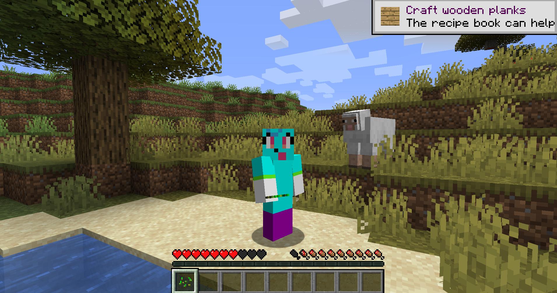 Spaicy on Minecraft
