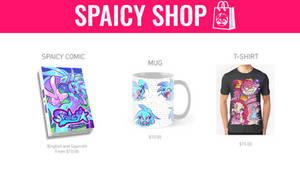 Spaicy Shop