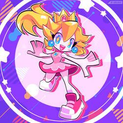 Princess Peach Fanart