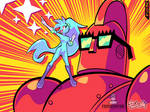 Spaicy on Frederator