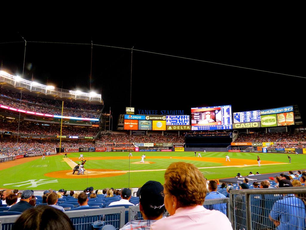 Yankee Stadium - Bronx, New York by AMartin17