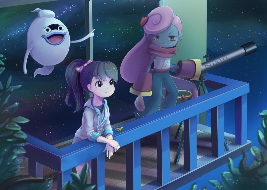 Stars by Xzeit