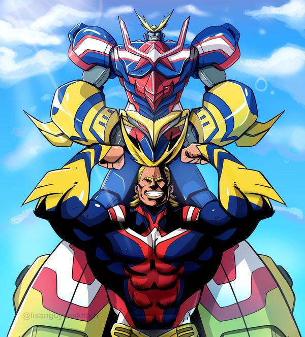 My Hero Academia/Boku no Hero Academia ideas and discussion, part 2