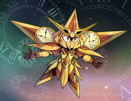 SD Gundam OC Timework