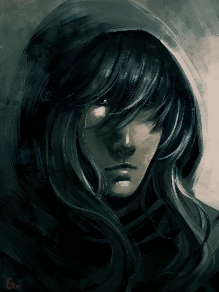 Random portrait by Hika-Vns