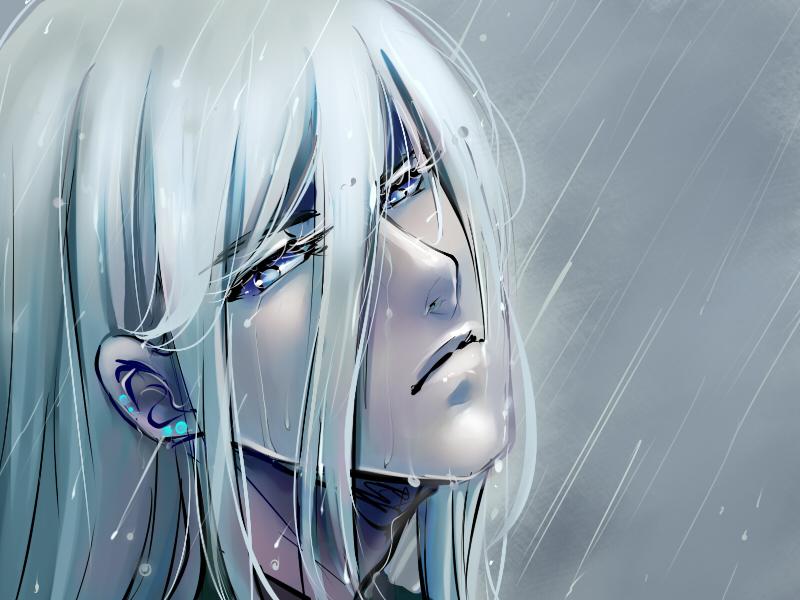 Rainy day by Hika-Vns