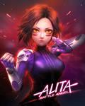 Alita by Hika-Vns