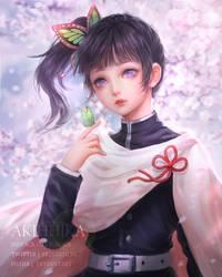 Kanao fanart by AkihHika