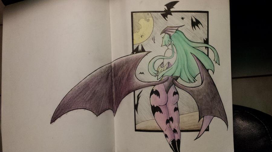 Morrigan2 by birdy767
