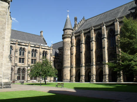 Glasgow University Quadrangles