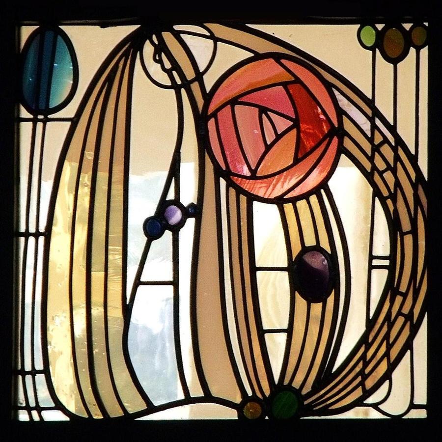 Mackintosh rose by Cszemis