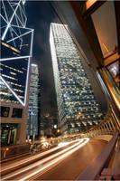 Hong Kong Central 2 by satnitefever