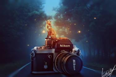 Magic Camera by MarkVillaBz